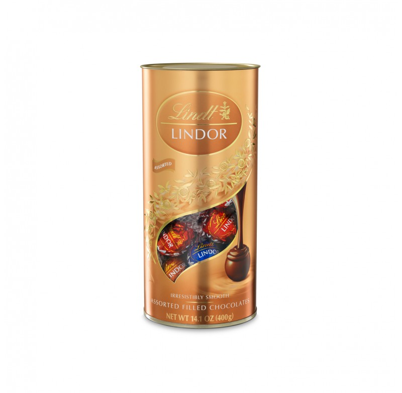 Lindt Tube Assorted 400g
